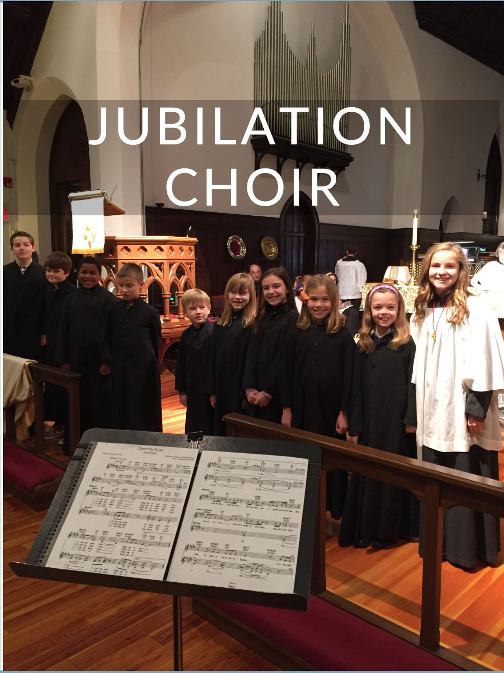 Jubilation Choir